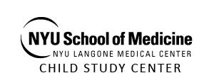 NYU School of Medicine Child Study Center Logo