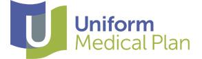 Uniform Medical Plan Logo